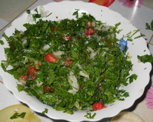 salata Nuami Dinescu