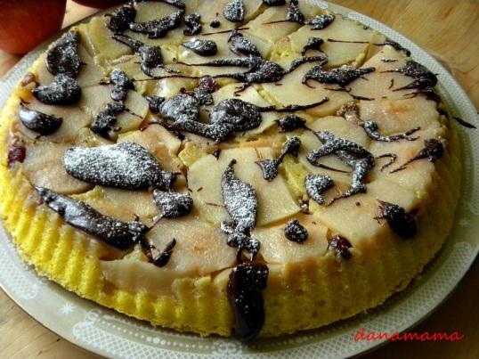 tarta cu mere 7