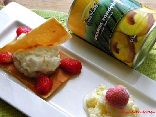 desert rece cu ananas2